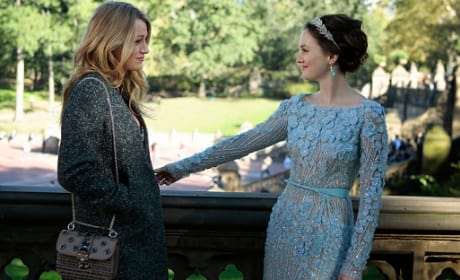Blair and Serena in Finale