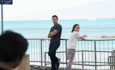 Spying On The Neighbors - Hawaii Five-0