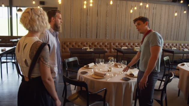 Wine Glasses - Queer Eye Season 2 Episode 8