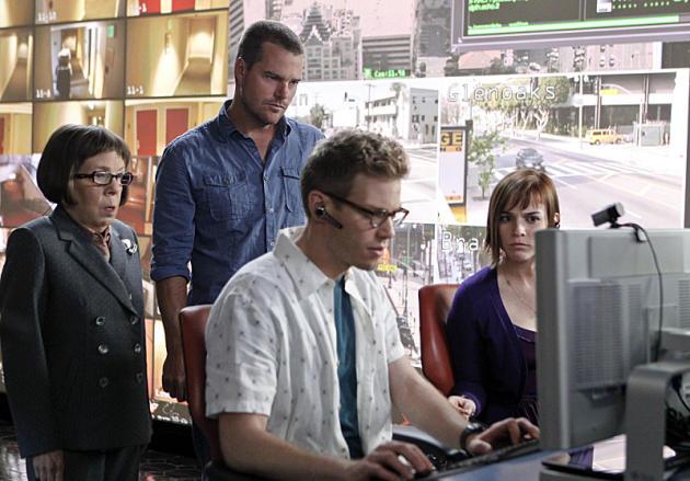 NCIS: Los Angeles Team Pic