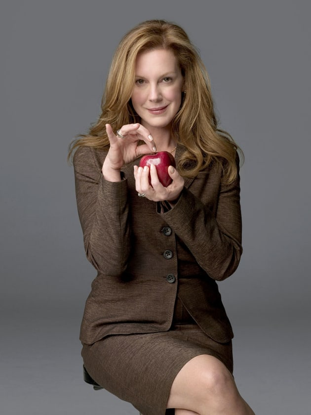 Celia Hodes from Weeds characters that disappeared