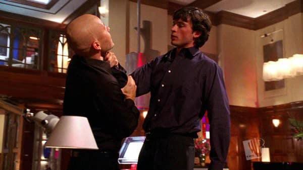 Clark Kent vs. Lex Luthor - Smallville