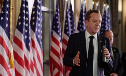 Designated Survivor Season 1 Episode 15 Review: One Hundred Days