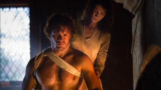 Claire Becomes a Prisoner - Outlander