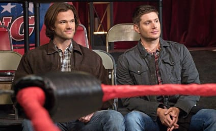 Watch Supernatural Online: Season 11 Episode 15