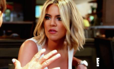 Khloe is Concerned - Keeping Up with the Kardashians