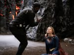 Saving Supergirl