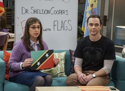 Watch The Big Bang Theory Season 10 Episode 7 Online