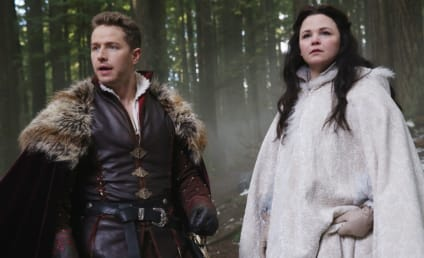 TV Ratings Report: Once Upon a Time Tumbles to Series Low
