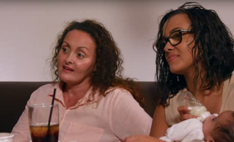 Briana and Her Mother - Teen Mom 2