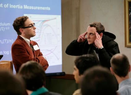 Watch The Big Bang Theory Season 1 Episode 9 Online