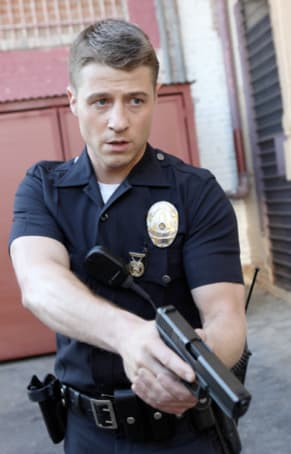 Officer Sherman