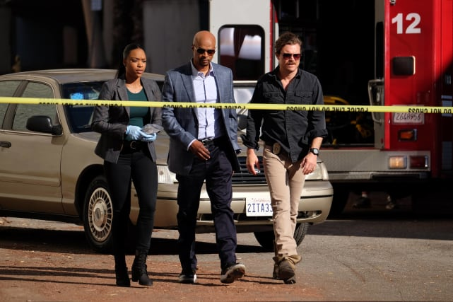 The Crew - Lethal Weapon Season 1 Episode 10