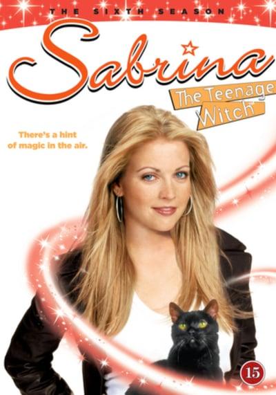 Sabrina Season 6 DVD Cover