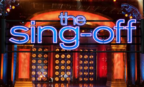 The Sing-Off Logo