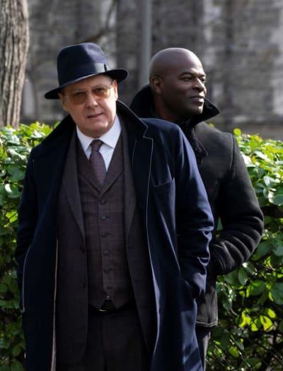 Helping a Friend of Dembe -- Tall - The Blacklist Season 7 Episode 16
