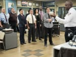 Assigning Roles - Brooklyn Nine-Nine