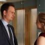 Mike Meets Katrina - Suits Season 9 Episode 5