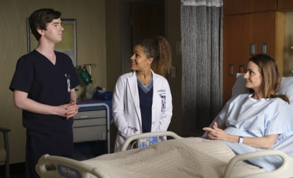 The Good Doctor Season 4 Episode 14 Review: Gender Reveal