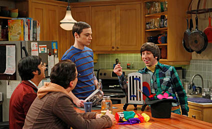 The Big Bang Theory Review: A Tiara Saves the Day