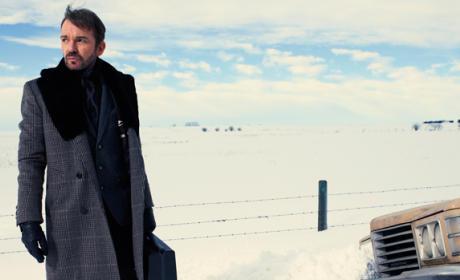 Billy Bob Thornton on Fargo