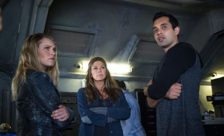 Sky People Saviors – The 100 Season 4 Episode 3