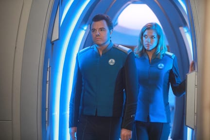 It's a Trap - The Orville Season 1 Episode 2