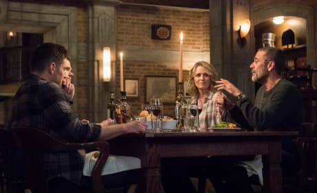 A Family Dinner - Supernatural Season 14 Episode 13