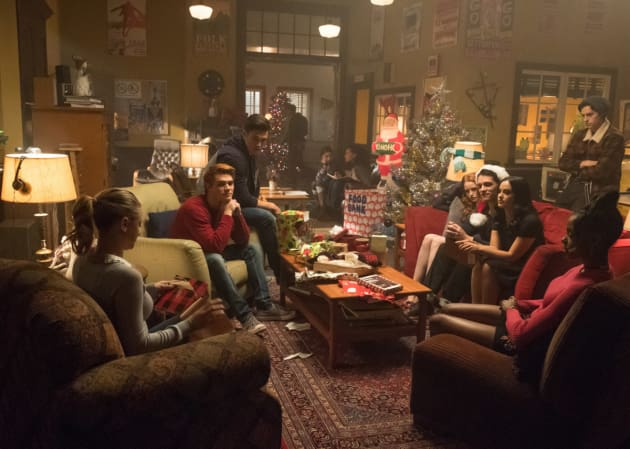 Secret Santa - Riverdale Season 2 Episode 9