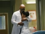 A Hug from Richard - Grey's Anatomy