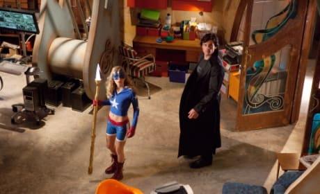 Clark and Stargirl