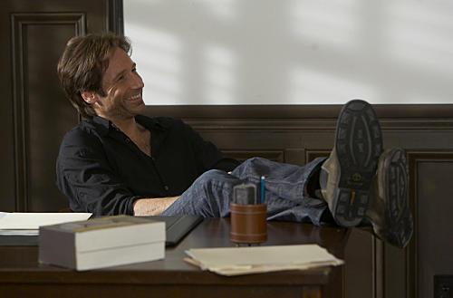 Hank, Relaxing