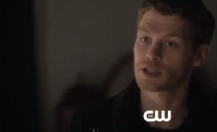 The Vampire Diaries Sneak Peek: You Creeping Tom!