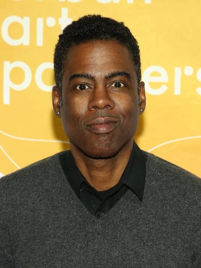 Chris Rock Attends Event