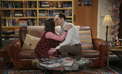 The Big Bang Theory Season 8 Episode 24 Review: The Commitment Determination