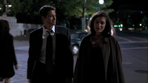 Sam Fixes People - The West Wing Season 1 Episode 2