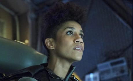 Uncharted Territory - The Expanse