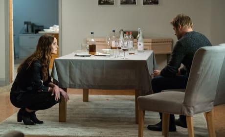 Katie talks to Will - Colony Season 3 Episode 7