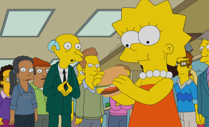 Watch The Simpsons Online: Season 32 Episode 19