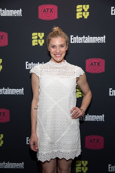 Katee Sackhoff at ATX Festival