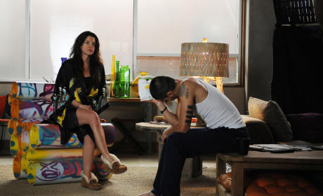 Is Mike putting his housemates at risk?