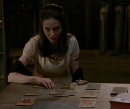 Tarot Reading - Buffy the Vampire Slayer