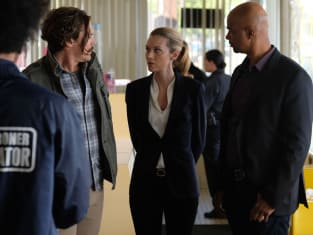 Agent Palmer Returns - Lethal Weapon Season 1 Episode 15