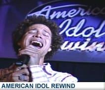 Guarini on American Idol Rewind