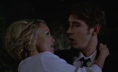 Awkward Kiss