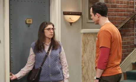 Is Sheldon Jealous? - The Big Bang Theory Season 10 Episode 18