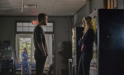 The Vampire Diaries Season 6 Episode 12 Review: Prayer for the Dying