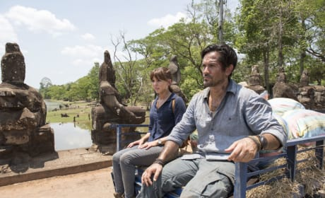 Hooten and Lady Alex Are Ready - Hooten and The Lady Season 1 Episode 7