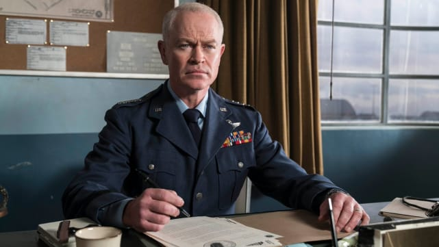 General Harding - Project Blue Book