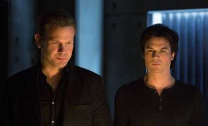 The Vampire Diaries Season 8 Episode 12 Review: What Are You?